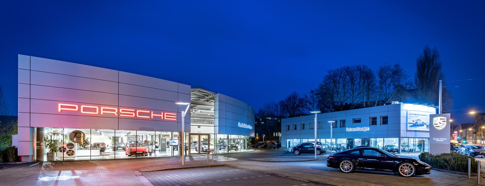 Porsche Centre Hannover