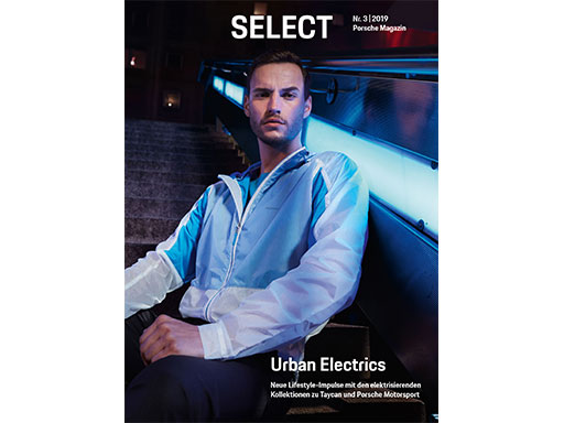Porsche Driver's Selection Select Magazin Nr. 3/2019