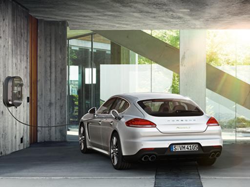 Richtung Zukunft. Porsche E-Performance.